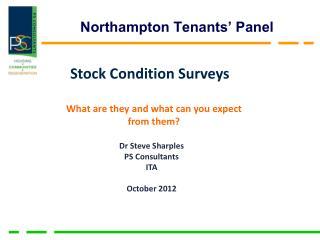 Northampton Tenants' Panel