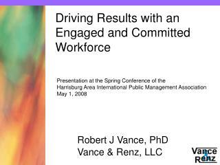 Vance & Renz, LLC