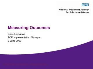Measuring Outcomes