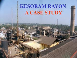 KESORAM RAYON