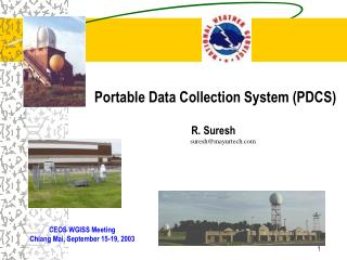 Portable Data Collection System (PDCS)