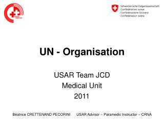 UN - Organisation