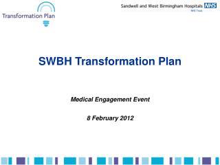 SWBH Transformation Plan