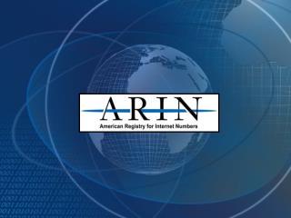 ARIN Open Microphone NANOG 23