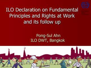 Pong-Sul Ahn ILO DWT, Bangkok