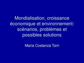 Maria Costanza Torri