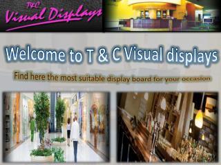 TandC Visual Displays