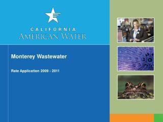Monterey Wastewater