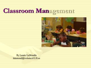 Classroom Man agement