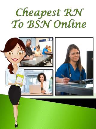 Ohio University RN to BSN Online