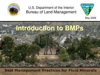 Introduction to BMPs