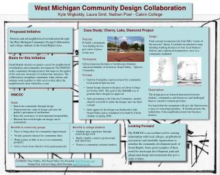 West Michigan Community Design Collaboration