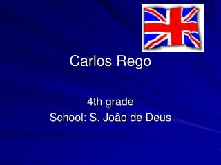 Carlos Rego