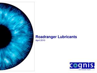 Roadranger Lubricants April 2010