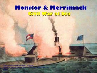 Civil War at Sea