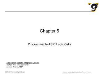 Programmable ASIC Logic Cells