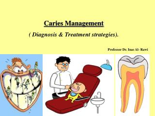 Caries Management          Diagnosis  Treatment strategies.