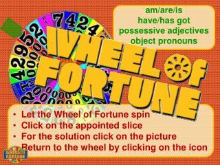t urn t he wheel