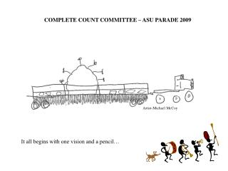 COMPLETE COUNT COMMITTEE – ASU PARADE 2009