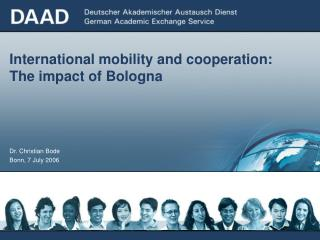 International mobility and cooperation: The impact of Bologna