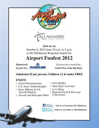 Admission $2 per person; Children 12 & under FREE