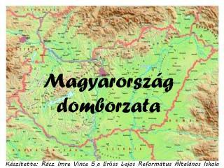 Magyarország domborzata