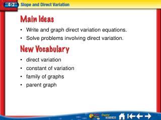 Lesson 2 MI/Vocab