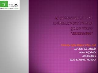 3c commercial @8010364966 expressway noida