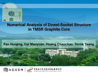 Numerical Analysis of Dowel-Socket Structure in TMSR Graphite Core