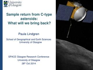 Sample return from C-type asteroids:   What will we bring back?