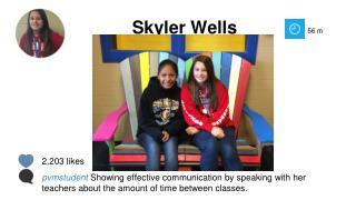 Skyler Wells
