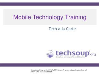 Mobile Technology Training