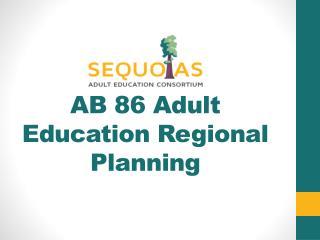 adult education planning program