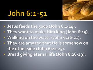 John 6:1-51