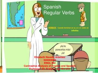 Spanish Regular Verbs