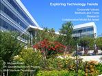 Exploring Technology Trends   Corporate Values Methods and Tools Research Collaborative Model for Israel