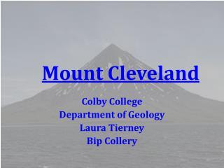 Mount Cleveland