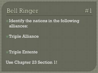 Bell Ringer#1