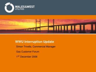 WWU Interruption Update