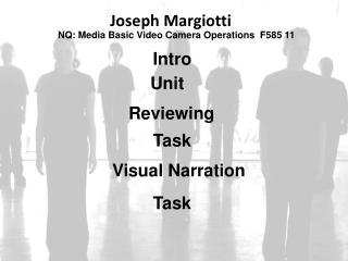 NQ: Media Basic Video Camera Operations  F585 11
