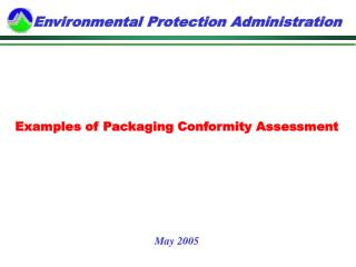 Environmental Protection Administration