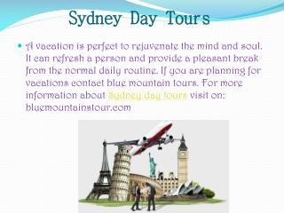 Increase your happiness with Blue Mountains Tour