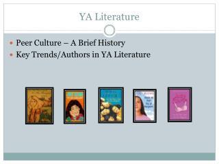 YA Literature