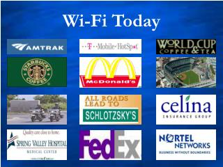 Wi-Fi Today