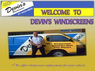 Easiest way to hire mobile windscreen replacement service