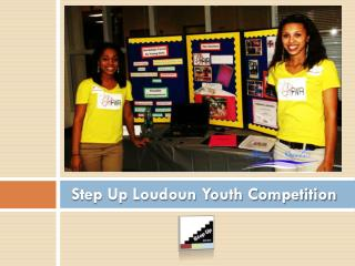 Step Up Loudoun Youth Competition