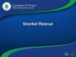 Snorkel Rescue