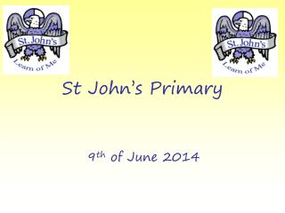 St John�s Primary