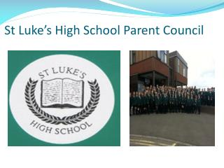 St Luke's High School Parent Council