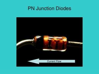 PN Junction Diodes